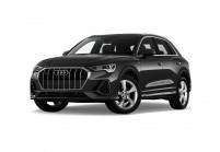 AUDI Q3 SUV / Fuoristrada Vista laterale-frontale