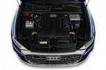 AUDI Q8 S Line -  Motorraum