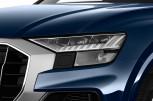 AUDI Q8 S Line -  Scheinwerfer