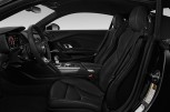 AUDI R8 -  Fahrersitz