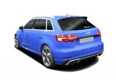 Audi Rs3 Berlina Auto Nuove Immagini