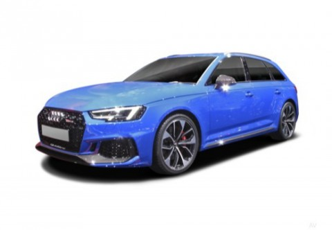 AUDI RS4 Kombi Front + links