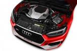 AUDI RS5 -  Motorraum