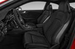 AUDI RS5 -  Fahrersitz