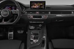 AUDI RS5 -  Mittelkonsole