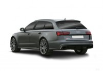 AUDI RS6 Limousine Front + links, Stationwagon