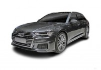 AUDI RS6 Station wagon Anteriore + sinistra
