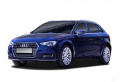 AUDI S3  Front + links