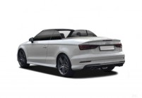 AUDI S3 Cabriolet Front + links, Convertible