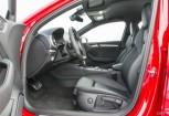 AUDI S3 Limousine Front + links, Sedan