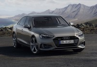 AUDI S4 Limousine Front + links, Stationwagon