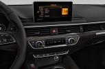 AUDI S5 -  Lüftungs- und Temperatursteuerung