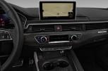 AUDI S5 SPORTBACK -  Lüftungs- und Temperatursteuerung