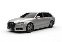 AUDI S6 Kombi Front + links, Stationwagon