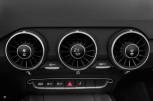 AUDI TT -  Lüftungs- und Temperatursteuerung