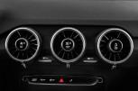 AUDI TT COUPE ULTRA -  Lüftungs- und Temperatursteuerung