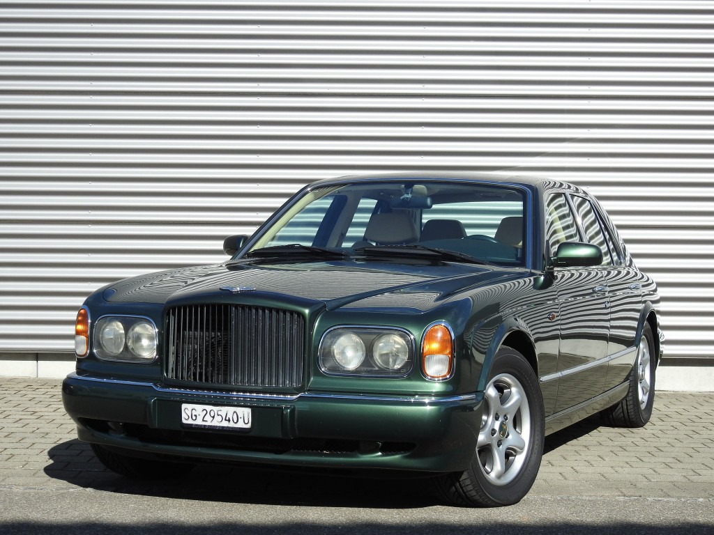 bentley arnage green label occasion benzin 85 39 700 km chf 49 39 800. Black Bedroom Furniture Sets. Home Design Ideas