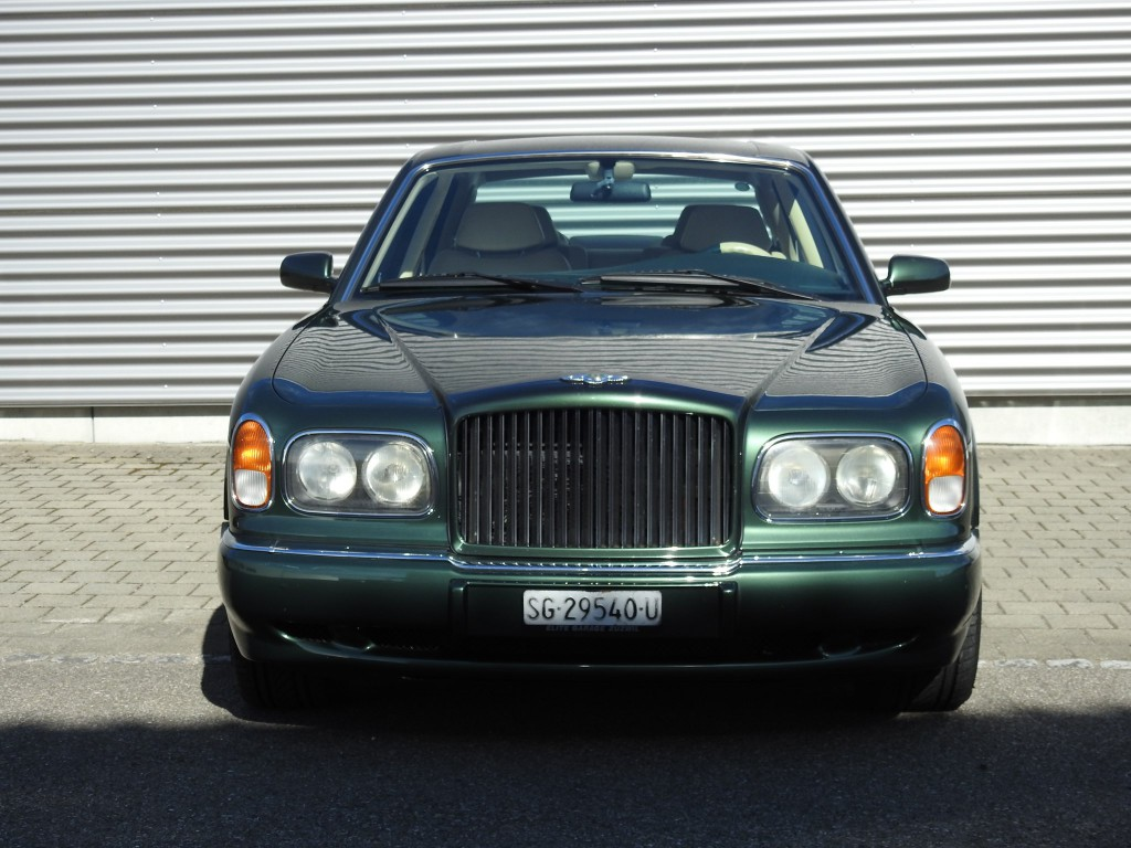 bentley arnage green label occasion essence 85 39 700 km. Black Bedroom Furniture Sets. Home Design Ideas