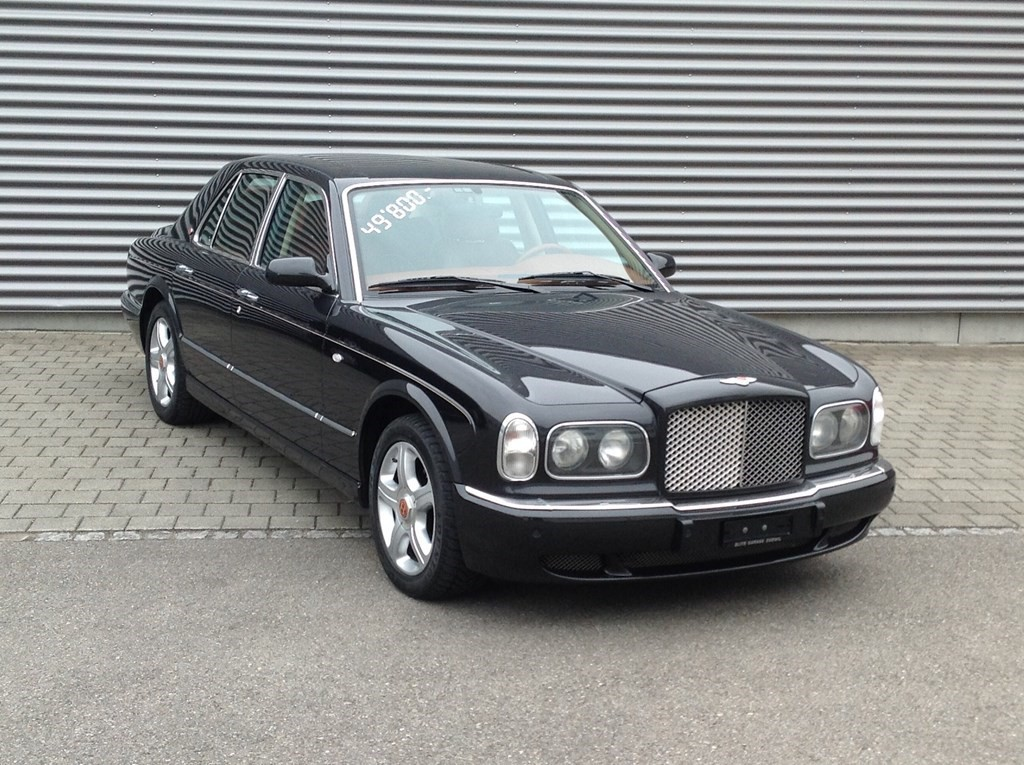 bentley arnage red label occasion essence 111 39 600 km chf 49 39 800. Black Bedroom Furniture Sets. Home Design Ideas