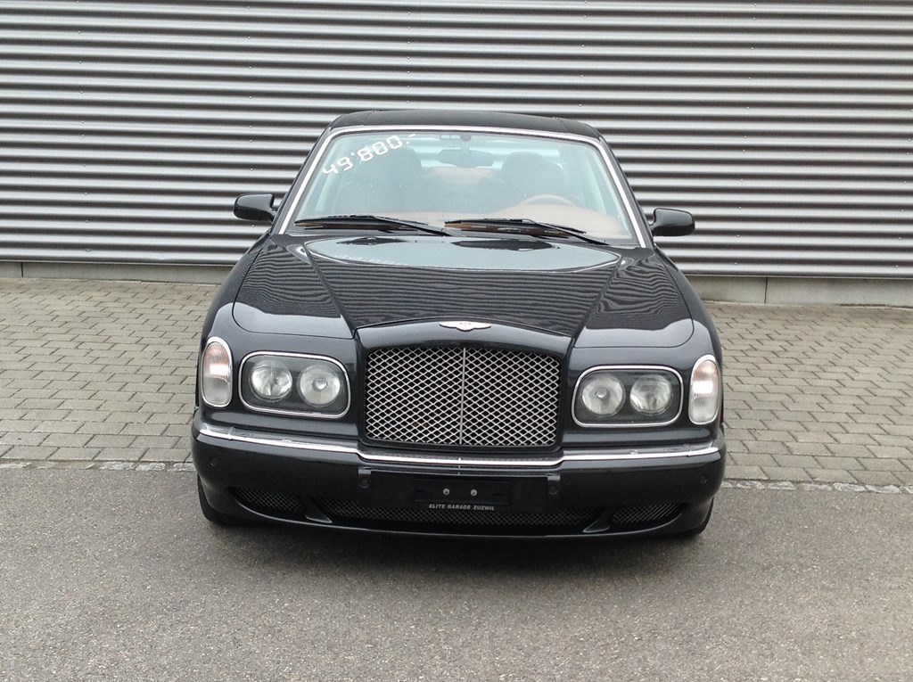 bentley arnage red label occasion benzin 111 39 600 km chf 49 39 800. Black Bedroom Furniture Sets. Home Design Ideas