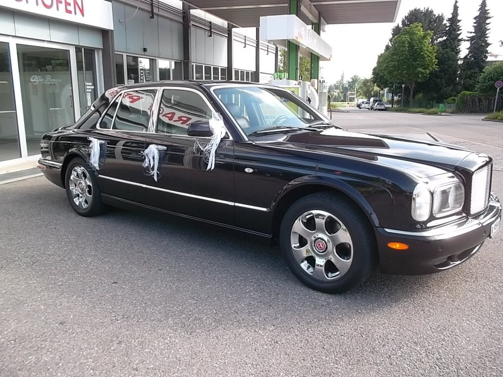 bentley arnage red label occasion benzin 43 39 000 km chf. Black Bedroom Furniture Sets. Home Design Ideas