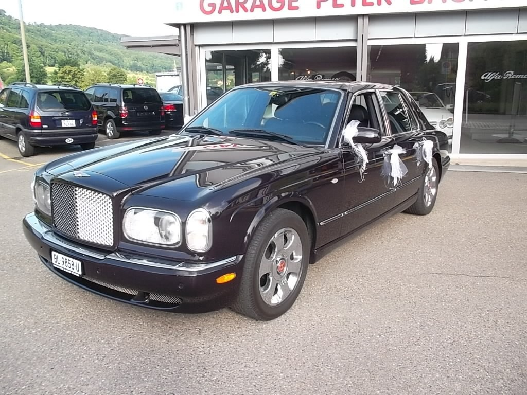 bentley arnage red label occasion essence 43 39 000 km chf 65 39 000. Black Bedroom Furniture Sets. Home Design Ideas