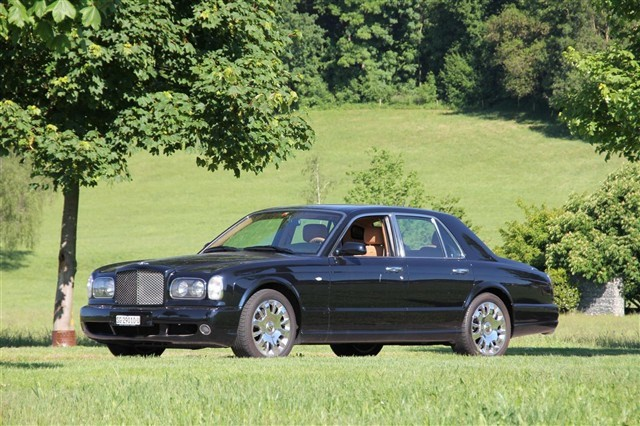 bentley arnage t occasion essence 62 39 000 km chf 74 39 800. Black Bedroom Furniture Sets. Home Design Ideas