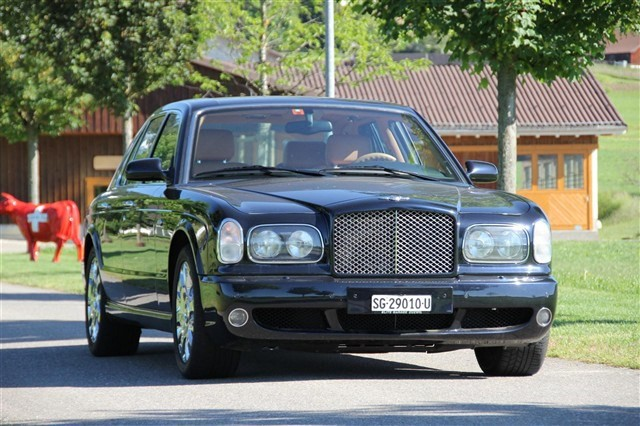 bentley arnage t occasion benzin 62 39 000 km chf 74 39 800. Black Bedroom Furniture Sets. Home Design Ideas