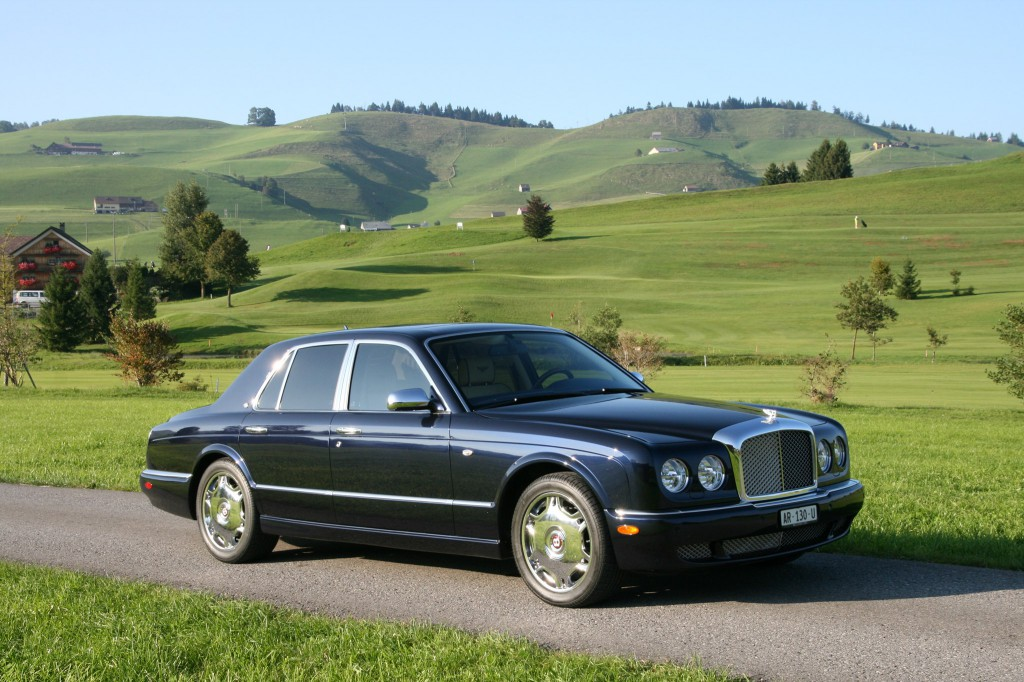 bentley arnage r 2010 last year six speed zf automatic transmission occasion benzin 4 39 680. Black Bedroom Furniture Sets. Home Design Ideas
