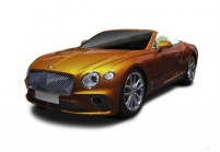 BENTLEY CONTINENTAL Cabriolet Front + links