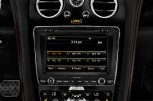 BENTLEY CONTINENTAL -  Audiosystem (US-Modell abgebildet)