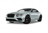 BENTLEY CONTINENTAL Coupé Schrägansicht Front