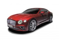 BENTLEY CONTINENTAL Coupé Front + links