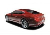 BENTLEY CONTINENTAL Coupe Anteriore + sinistra