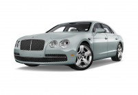 BENTLEY FLYING SPUR Berlina Vista laterale-frontale