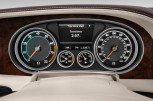 BENTLEY FLYING SPUR -  Instrumente (US-Modell abgebildet)