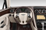 BENTLEY FLYING SPUR -  Lenkrad (US-Modell abgebildet)