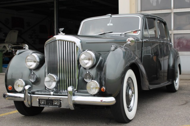BENTLEY MK VI Saloon 10248207