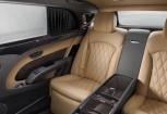 BENTLEY Mulsanne Limousine Front + links, Sedan, Braun