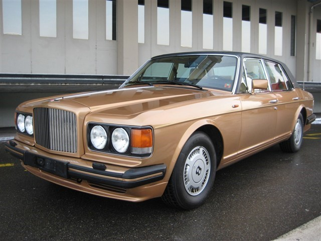 BENTLEY TURBO R 10706830