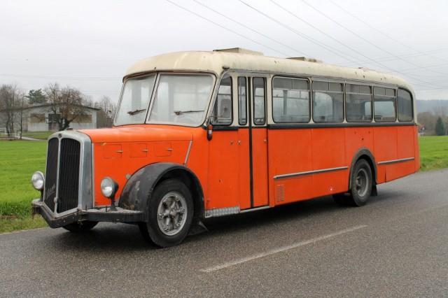 BERNA Schnauzenbus L4 UP, BERNA / SAURER / FBW 12768344