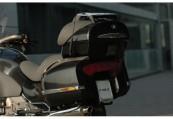 BMW   Heck + links, , Schwarz