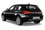 BMW 1 SERIES Sport -  Schrägansicht Heck