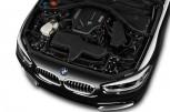 BMW 1 SERIES Sport -  Motorraum