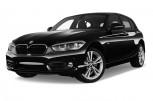 BMW 1 SERIES Sport -  Fahrbahnperspektive