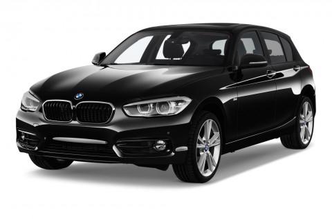 BMW 1 SERIES Sport - Schrägansicht Front
