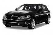 BMW 116  Schrägansicht Front