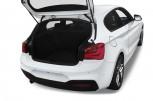 BMW 1 SERIES -  Kofferraum