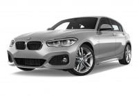 BMW 116 Limousine Schrägansicht Front