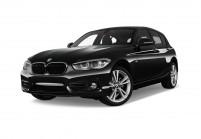 BMW 116 Limousine Vue oblique avant